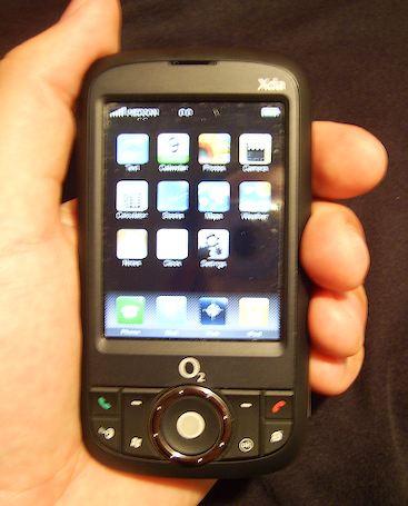 PDA-iPhone